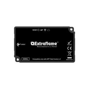 Wifi moduuli Black - ExtraFlame