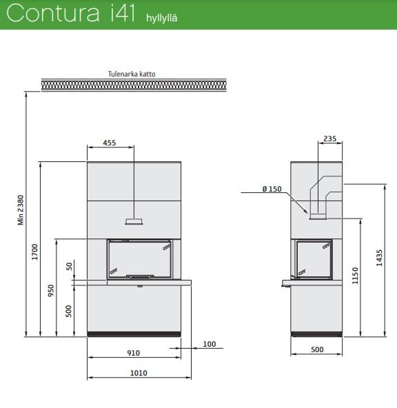 Contura i41S