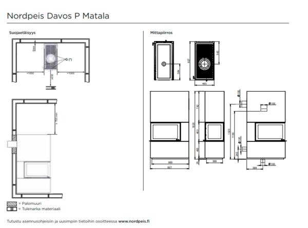 Nordpeis Davos P - Matala