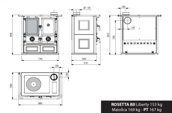 Rosetta BII oikea