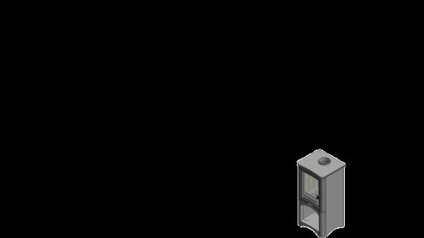 Kouzu 5 - Myymälän mallitakka